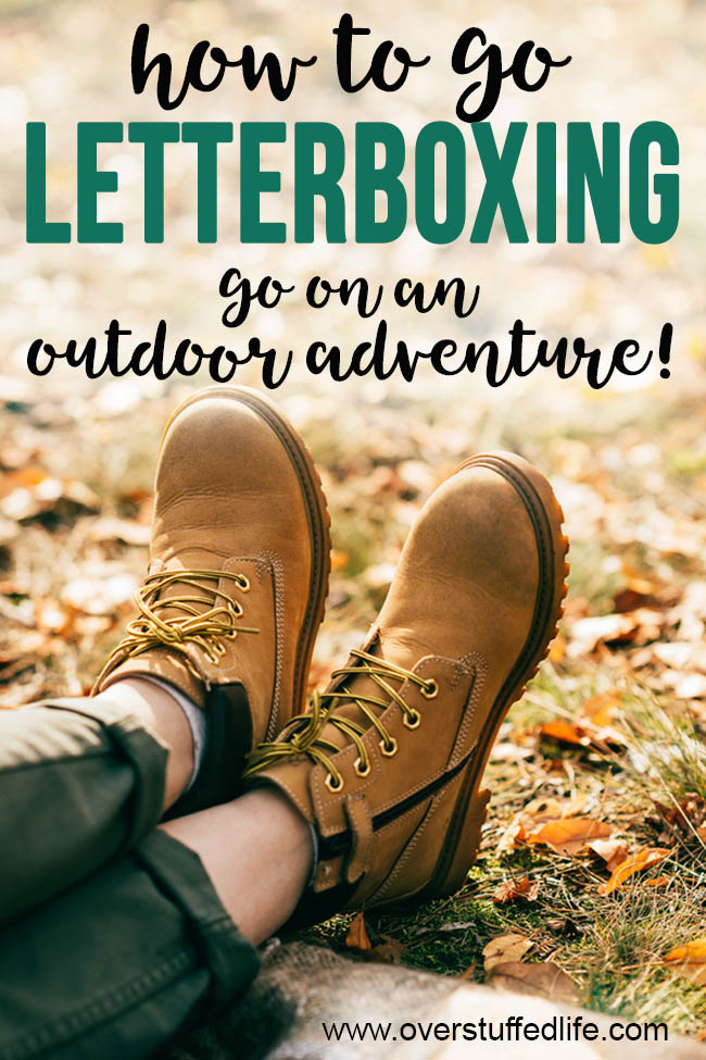 When it comes to letterboxing vs. geocaching, I will choose letterboxing every time! It's a fun, screen-free way to enjoy the outdoors with your family by going on a scavenger hunt in the woods. Learn what you need to get started with letterboxing now!