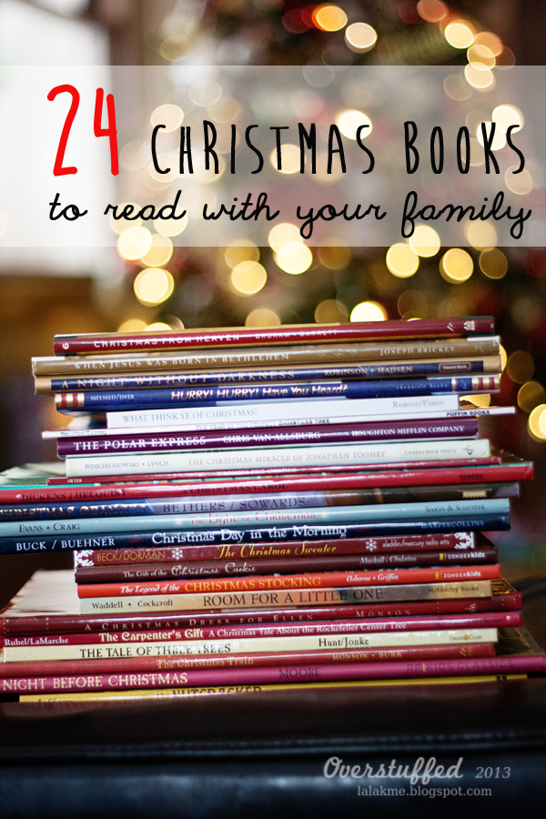 Christmas traditions | Christmas books to read with family | Christmas books for kids | Christ-centered ideas for the holidays | Christmas book advent