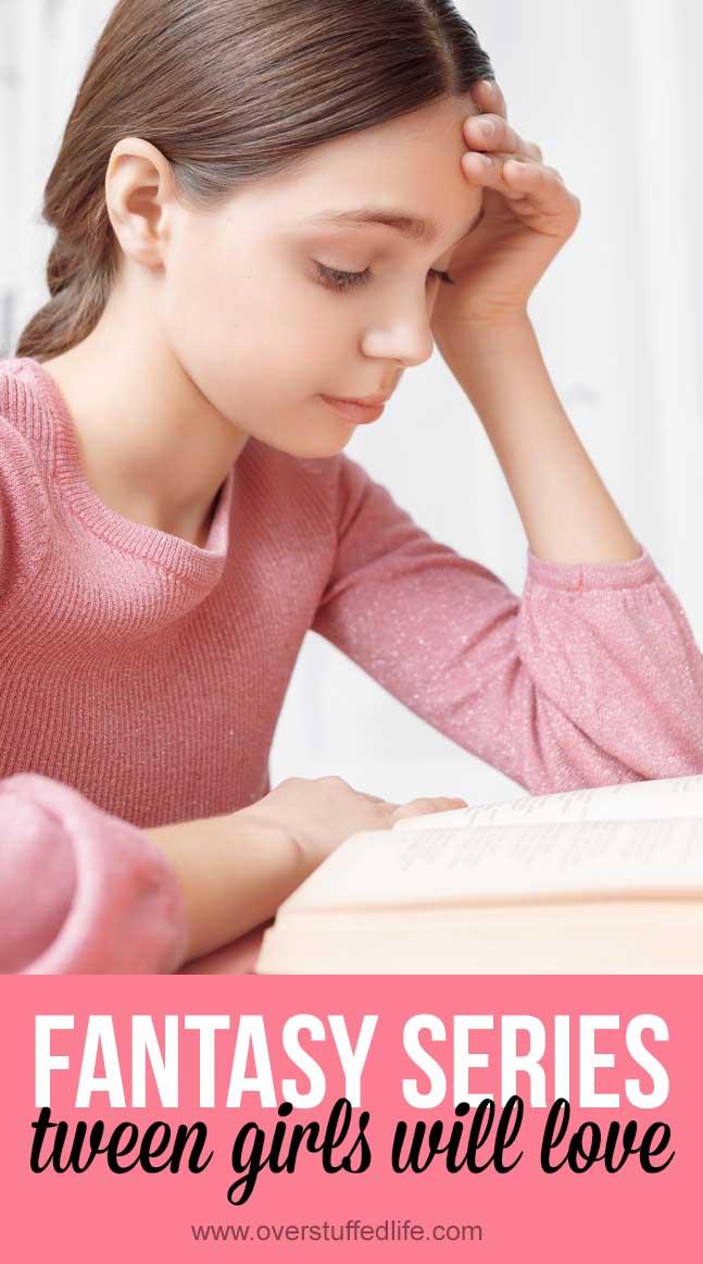 fantasy book series for tweens   middle grade fantasy books   books for young adults   YA fantasy  