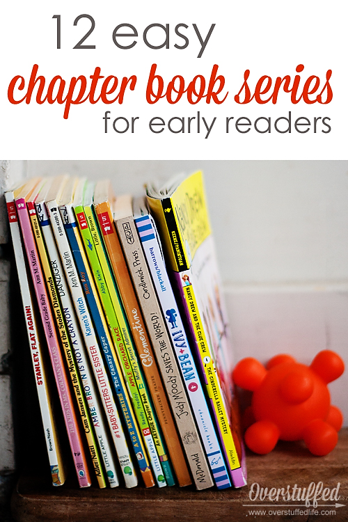 beginning chapter books | chapter books for first grade | second grade | easy chapter books series | early readers | reluctant readers | chapter books for kids | chapter books for boys | chapter books for girls | children's chapter books | elementary chapter books