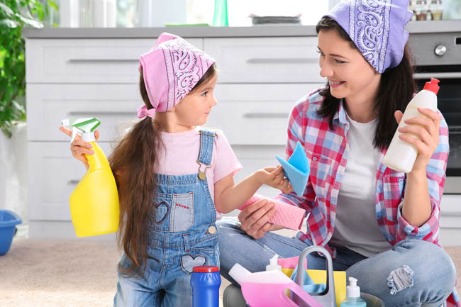 5 Secrets to get kids to kids to do chores