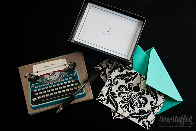 How to write a thoughtful and personalized thank you note