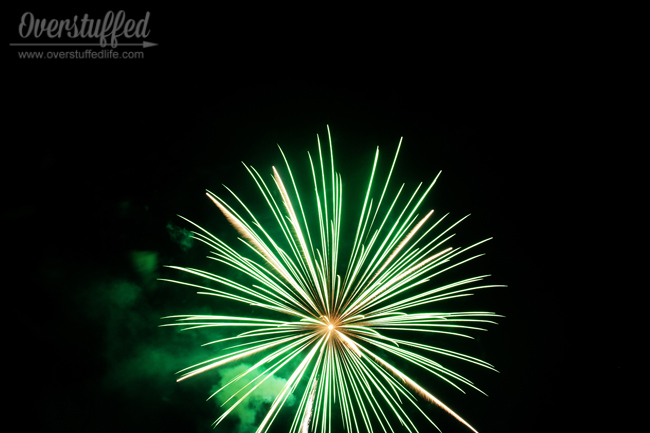 Tips for taking great pictures of fireworks displays