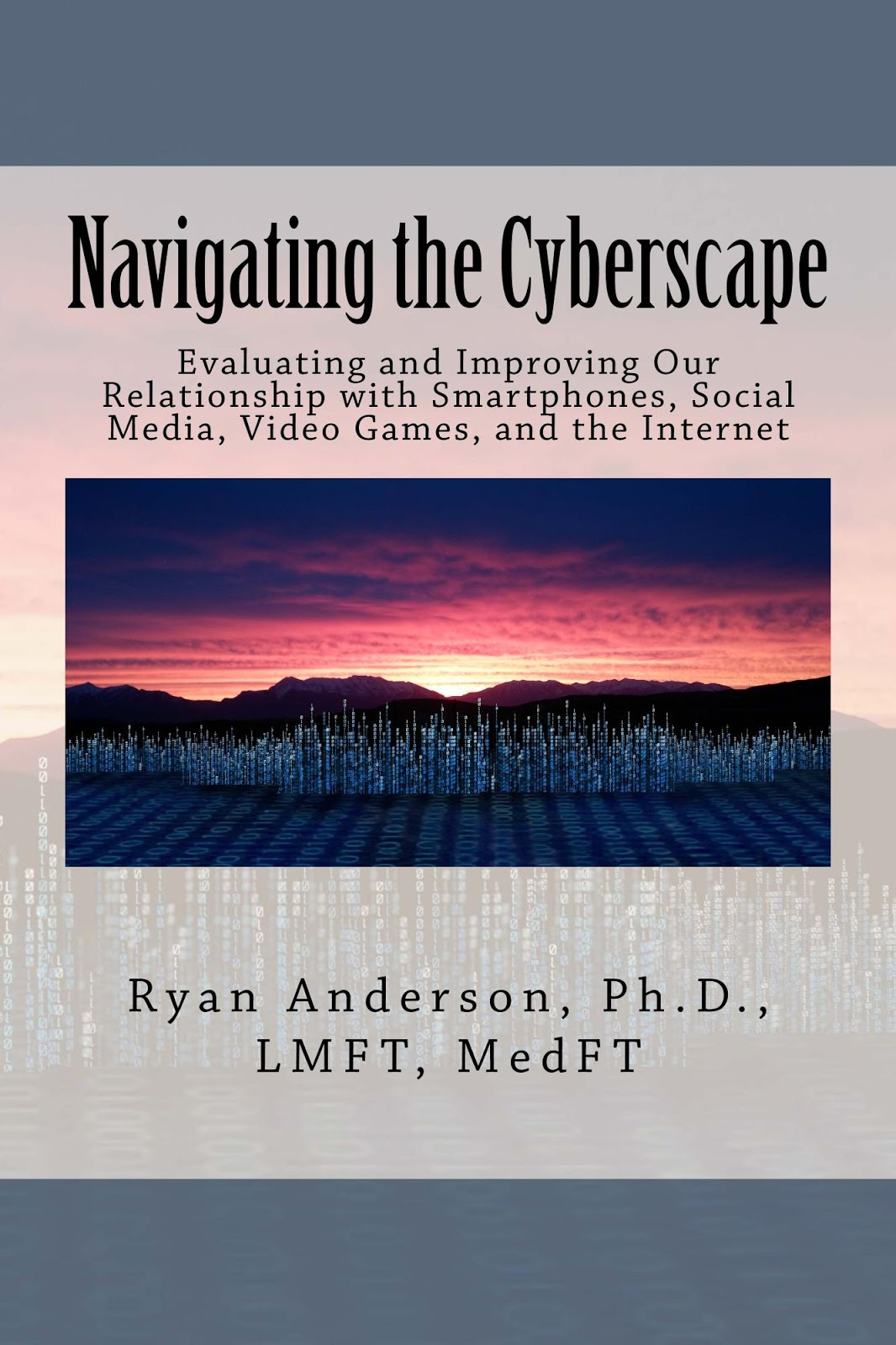 If you or your family spend any time on the internet or other technology, this book is a must read!