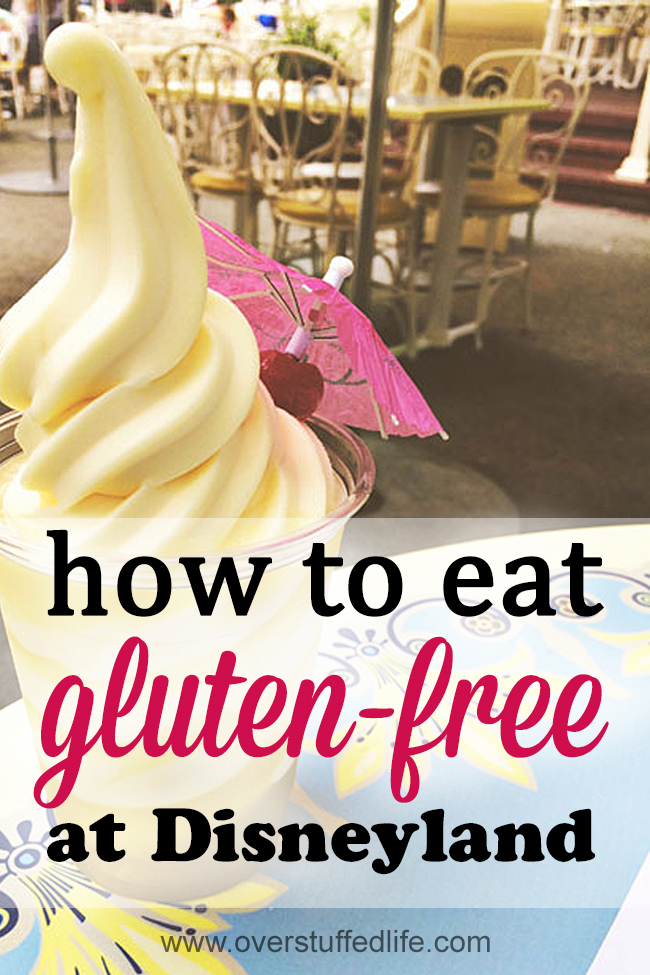 If you or a family member are gluten intolerant or have Celiac Disease, these tips on how to eat gluten-free at Disneyland will help you plan a worry free vacation where you can focus on having fun instead of worrying too much about what is gluten-free.