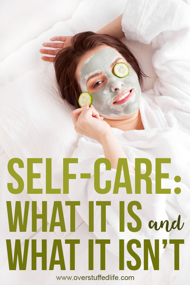 What is self-care anyway?