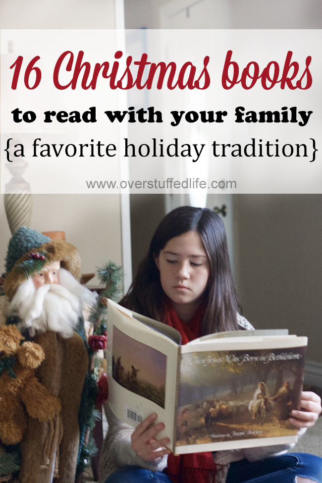 Christmas book advent | Family tradition for the holidays | Books to read with your family at Christmas | Christ-centered tradition | favorite holiday tradition | Christmas book advent activity