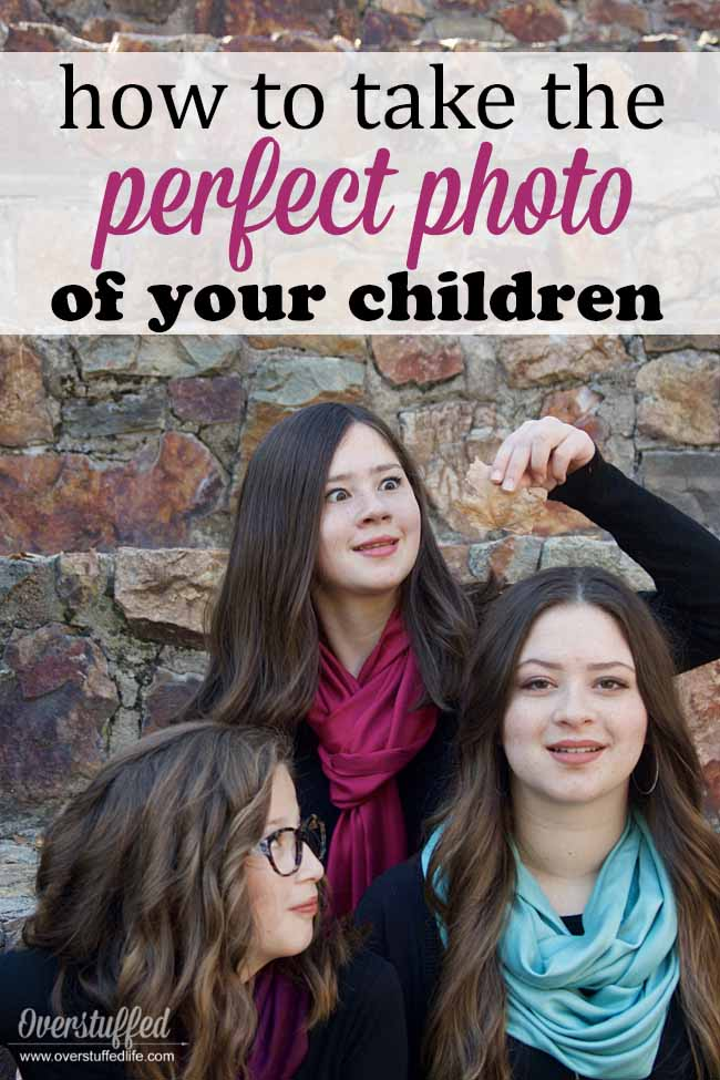 Taking photos of your kids for things like the Christmas card can cause a lot of stress and anxiety. But don't be stressed—photoshoots should be fun and these tips will help you get the perfect photo this year!