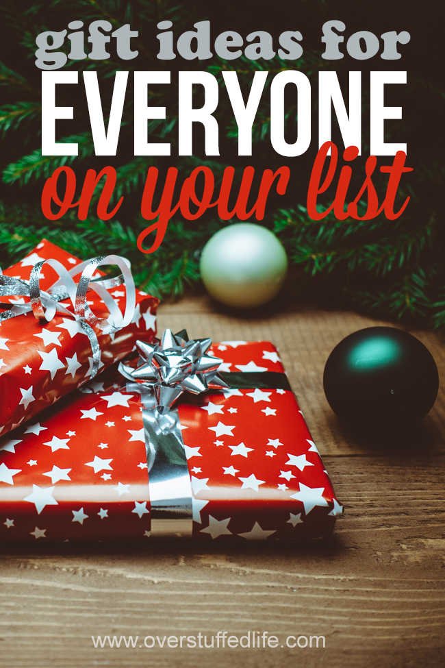 gift guide | Christmas list | teens | tweens | kids | mom | dad | find the perfect gift for everyone