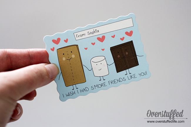 Minted | valentine | Valentine's Day | Class valentine idea | printable valentine