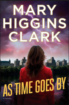Book cover for As Time Goes By by Mary Higgins Clark