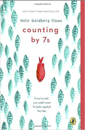 Book cover for Counting by 7s by Holly Goldberg Sloan