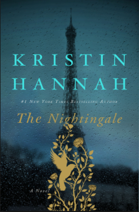 Bookcover of The Nightingale by Kristin Hannah