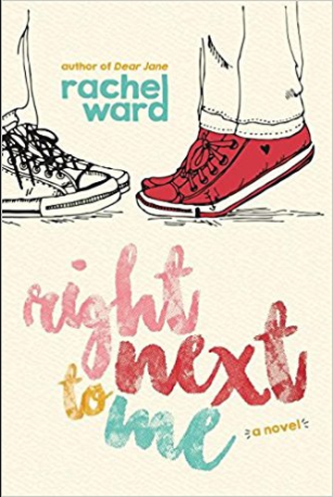 Book review of Right Next to Me by Rachel Ward