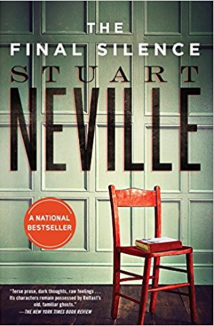 Book Review of The Final Silence by Stuart Neville