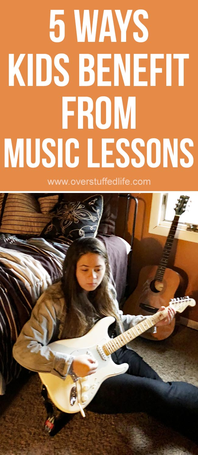 Kids benefit from music in MANY ways—ways that help them in all areas of their lives.