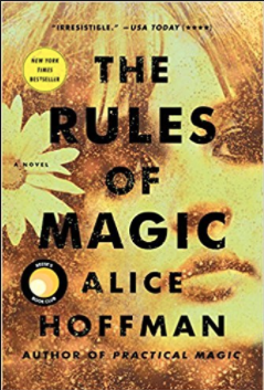 Book review of The Rules of Magic by Alice Hoffman