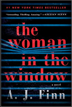 Book review of The Woman in the Window by AJ Finn