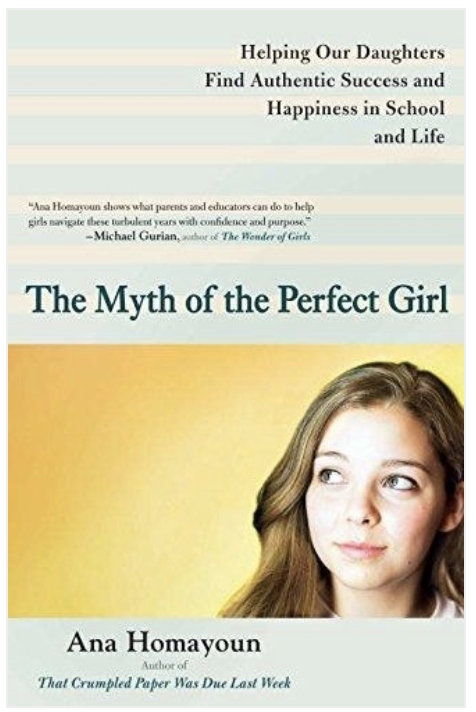 Best books for raising girls—The myth of the perfect girl