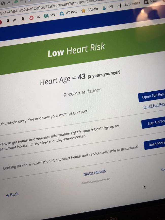 Want to know what your risk for heart disease is and how to lower it? Take this quiz from Beaumont Health to find out.